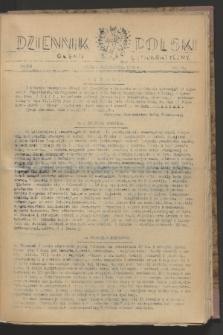 Dziennik Polski : organ demokratyczny. R.4, nr 581 (9 października 1943)