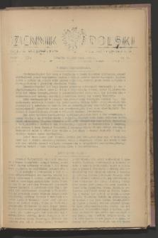 Dziennik Polski : organ Stronnictwa Polskiej Demokracji. R.4, nr 594 (11 listopada 1943)