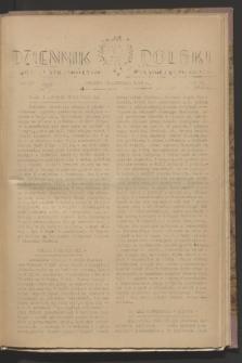 Dziennik Polski : organ Stronnictwa Polskiej Demokracji. R.4, nr 597 (18 listopada 1943)