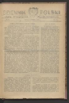 Dziennik Polski : organ Stronnictwa Polskiej Demokracji. R.4, nr 610 (18 grudnia 1943)
