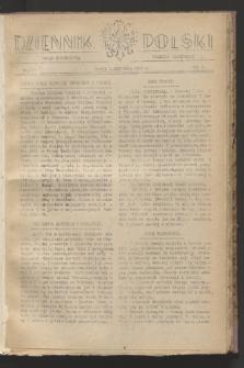 Dziennik Polski : organ Stronnictwa Polskiej Demokracji. R.5, nr 695 (1 sierpnia 1944)