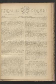 Dziennik Polski : organ Stronnictwa Polskiej Demokracji. R.5, nr 729 (12 września 1944)