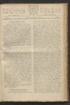 Dziennik Polski : organ Stronnictwa Polskiej Demokracji. R.5, nr 733 (19 września 1944)