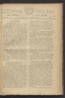 Dziennik Polski : organ Stronnictwa Polskiej Demokracji. R.5, nr 738 (25 września 1944)
