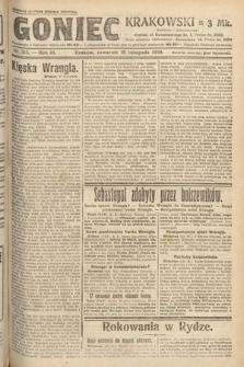 Goniec Krakowski. 1920, nr315