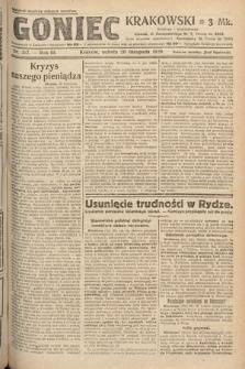 Goniec Krakowski. 1920, nr317