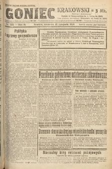 Goniec Krakowski. 1920, nr325