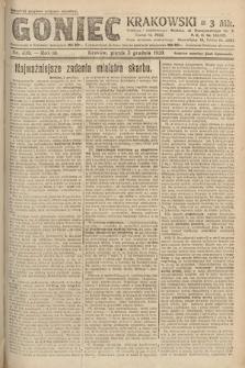 Goniec Krakowski. 1920, nr330