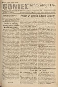 Goniec Krakowski. 1920, nr332