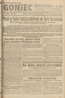 Goniec Krakowski. 1920, nr334
