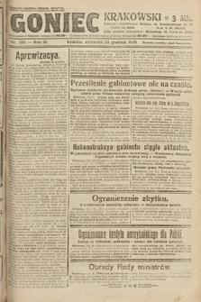 Goniec Krakowski. 1920, nr350