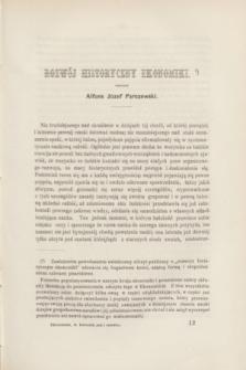 Ekonomista : pismo poświęcone ekonomice, statystyce i administracji. R.5 [!], [z. 4/5/6] (kwiecień/maj/czerwiec 1870)