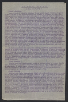Dziennik Radiowy. 1943 (15 IX)