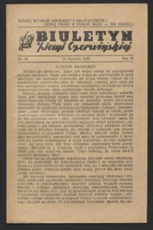 Biuletyn Ziemi Czerwińskiej. R.3, nr 32 (1943)