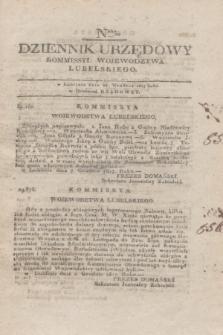 Dziennik Urzędowy Kommissyi Wojewodztwa Lubelskiego. 1817, Nro 50 (24 grudnia) + dod.