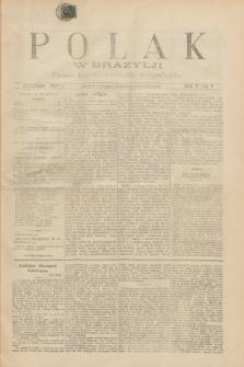 Polak w Brazylji : pismo tygodniowe dla wszystkich. R.5, nr 7 (12 lutego 1909)