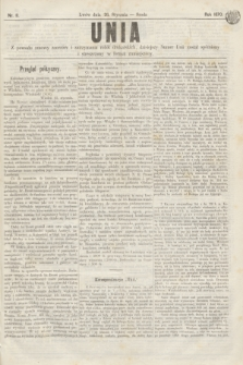 Unia. [R.2], nr 11 (26 stycznia 1870)