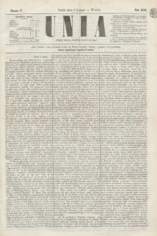 Unia. [R.2], nr 17 (8 lutego 1870)