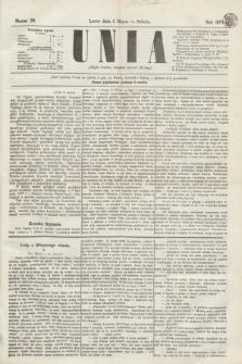 Unia. [R.2], nr 28 (5 marca 1870)