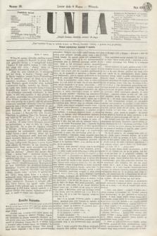 Unia. [R.2], nr 29 (8 marca 1870)