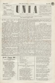 Unia. [R.2], nr 30 (10 marca 1870)