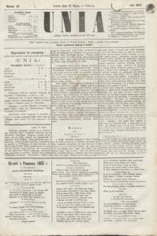 Unia. [R.2], nr 34 (19 marca 1870)