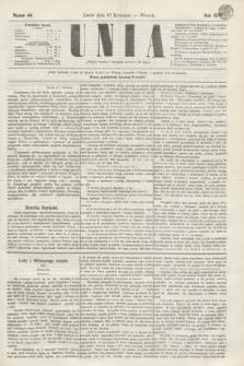 Unia. [R.2], nr 44 (12 kwietnia 1870)