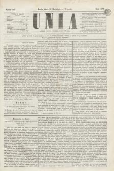 Unia. [R.2], nr 50 (26 kwietnia 1870)