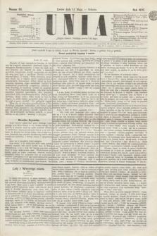 Unia. [R.2], nr 58 (14 maja 1870)