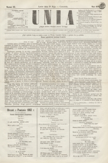 Unia. [R.2], nr 60 (19 maja 1870)