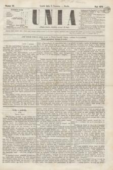 Unia. [R.2], nr 68 (8 czerwca 1870)