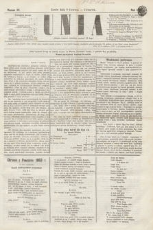 Unia. [R.2], nr 69 (9 czerwca 1870)