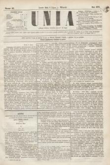 Unia. [R.2], nr 80 (5 lipca 1870)