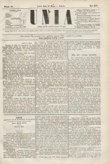 Unia. [R.2], nr 85 (16 lipca 1870)