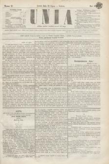 Unia. [R.2], nr 91 (30 lipca 1870)