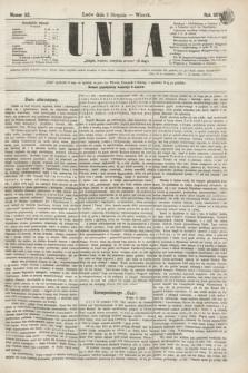 Unia. [R.2], nr 92 (2 sierpnia 1870)