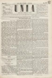 Unia. [R.2], nr 93 (4 sierpnia 1870)