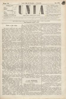 Unia. [R.2], nr 102 (25 sierpnia 1870)
