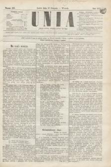 Unia. [R.2], nr 104 (30 sierpnia 1870)