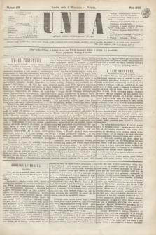 Unia. [R.2], nr 106 (3 września 1870)