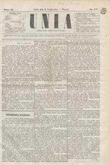 Unia. [R.2], nr 122 (11 października 1870)
