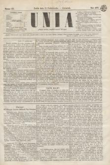 Unia. [R.2], nr 123 (13 października 1870)