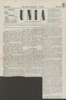 Unia. [R.2], nr 126 (20 października 1870)