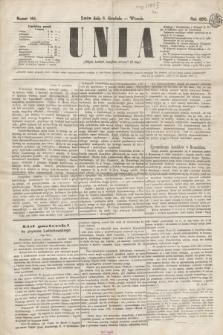 Unia. [R.2], nr 146 (6 grudnia 1870) + dod.