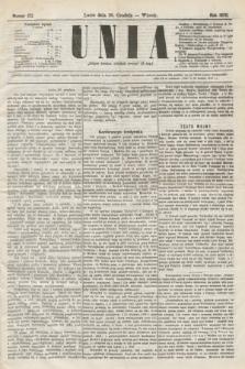 Unia. [R.2], nr 152 (20 grudnia 1870)