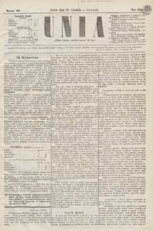 Unia. [R.2], nr 156 (29 grudnia 1870)