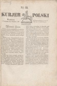 Kurjer Polski. 1830, Nro 32 (4 stycznia)