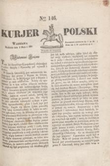 Kurjer Polski. 1830, Nro 146 (2 maja)