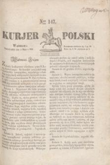 Kurjer Polski. 1830, Nro 147 (3 maja)