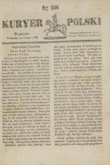 Kuryer Polski. 1831, Nro 556 (4 lipca)